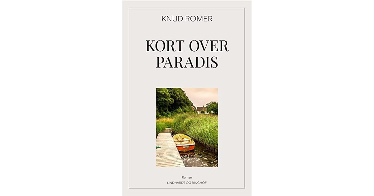 Kort Over Paradis By Knud Romer