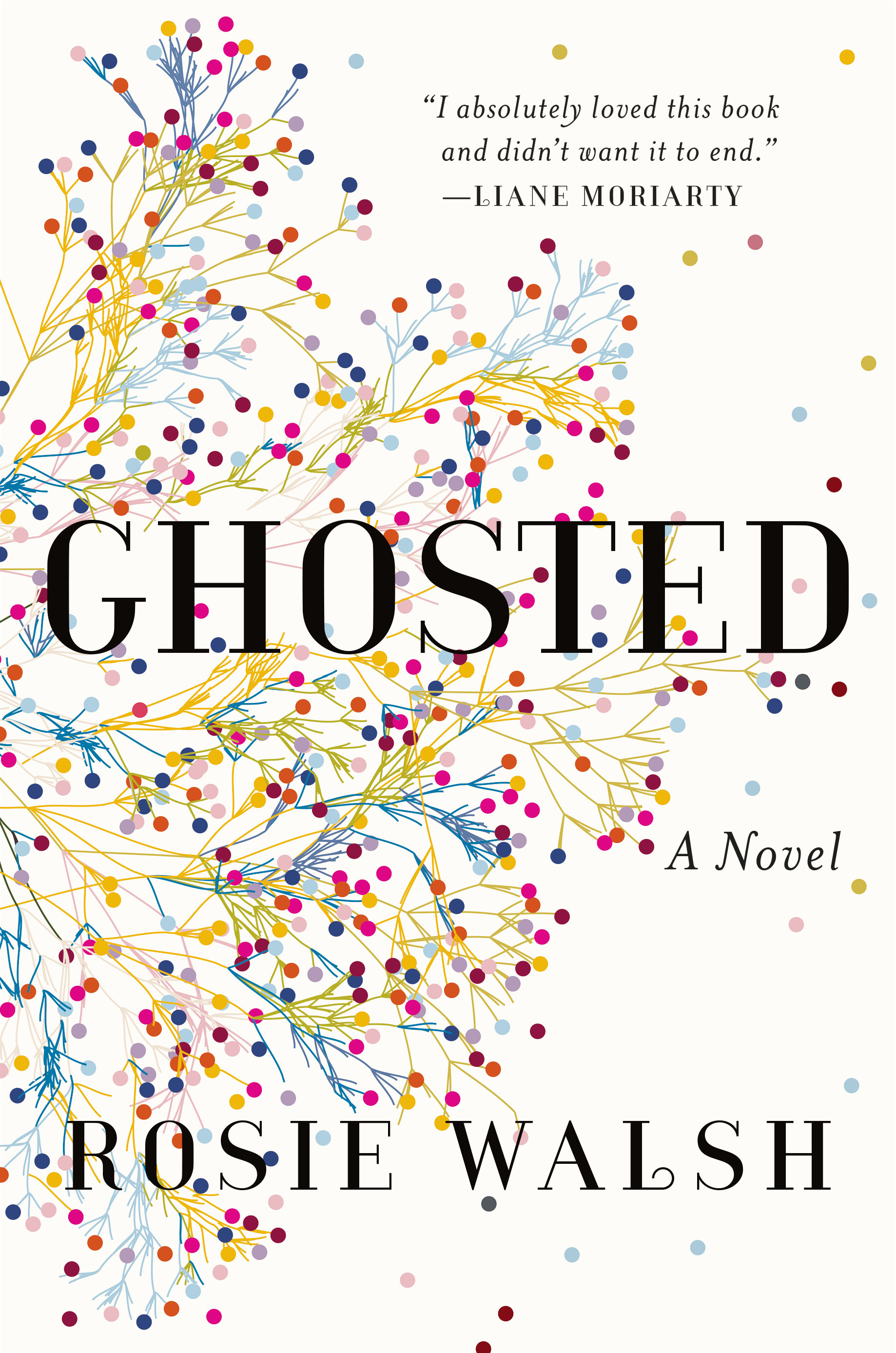 Ghosted - Rosie Walsh