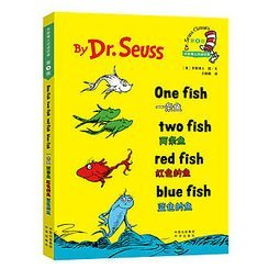 Dr. Seuss Classics: One Fish, Two Fish, Red Fish, Blue Fish