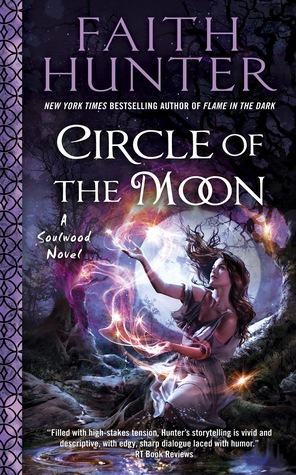 Book Review: Circle of the Moon by Faith Hunter