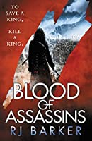 Blood of Assassins (The Wounded Kingdom Book 2)
