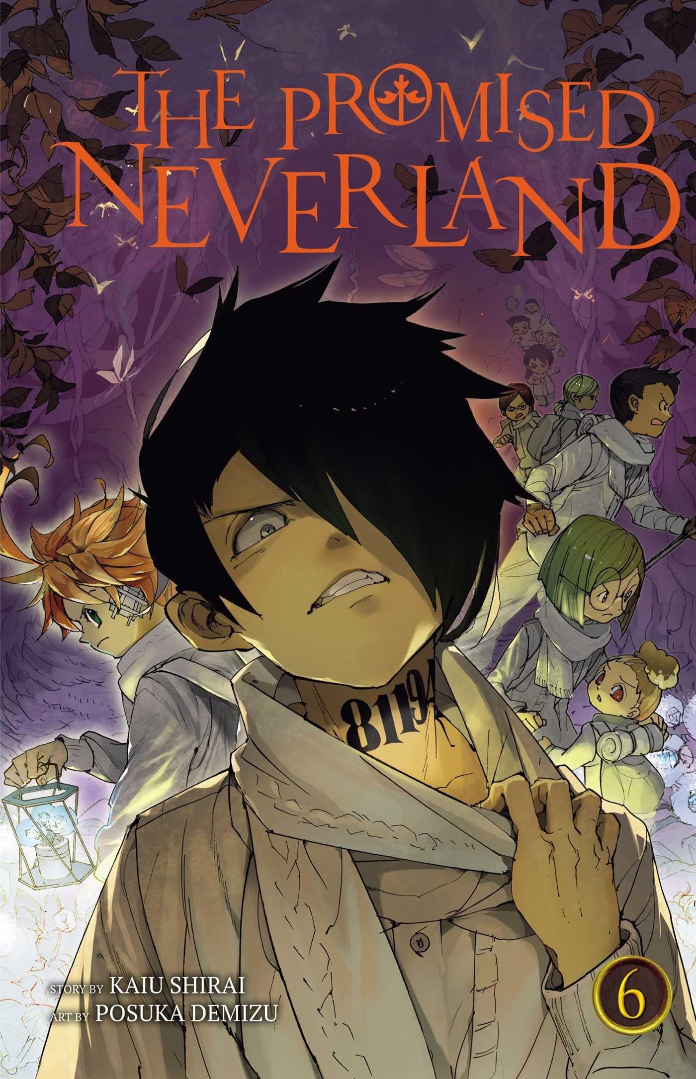 約束のネバーランド 6 [Yakusoku no Neverland 6] by Kaiu Shirai