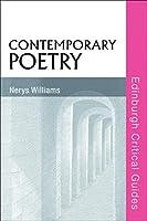 Contemporary Poetry (Edinburgh Critical Guides to Literature)