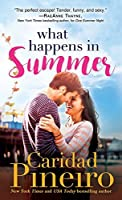 What Happens in Summer (At the Shore, #2)