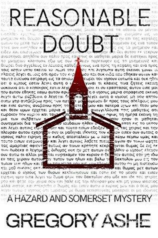 Hazard & Somerset - Tome 5 : Reasonable doubt de Gregory Ashe 40408547._SY475_