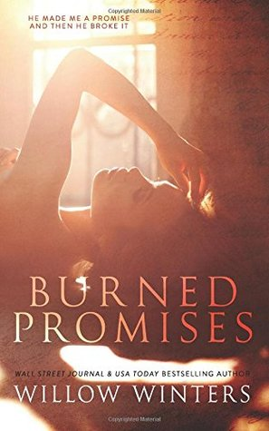 Image result for book cover burned promises willow winters