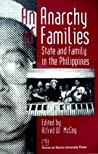 An Anarchy of Families: State and Family in the Philippines