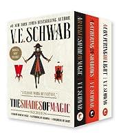 Shades of Magic Boxed Set (Shades of Magic, #1-3)