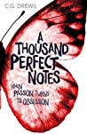 Book cover for A Thousand Perfect Notes