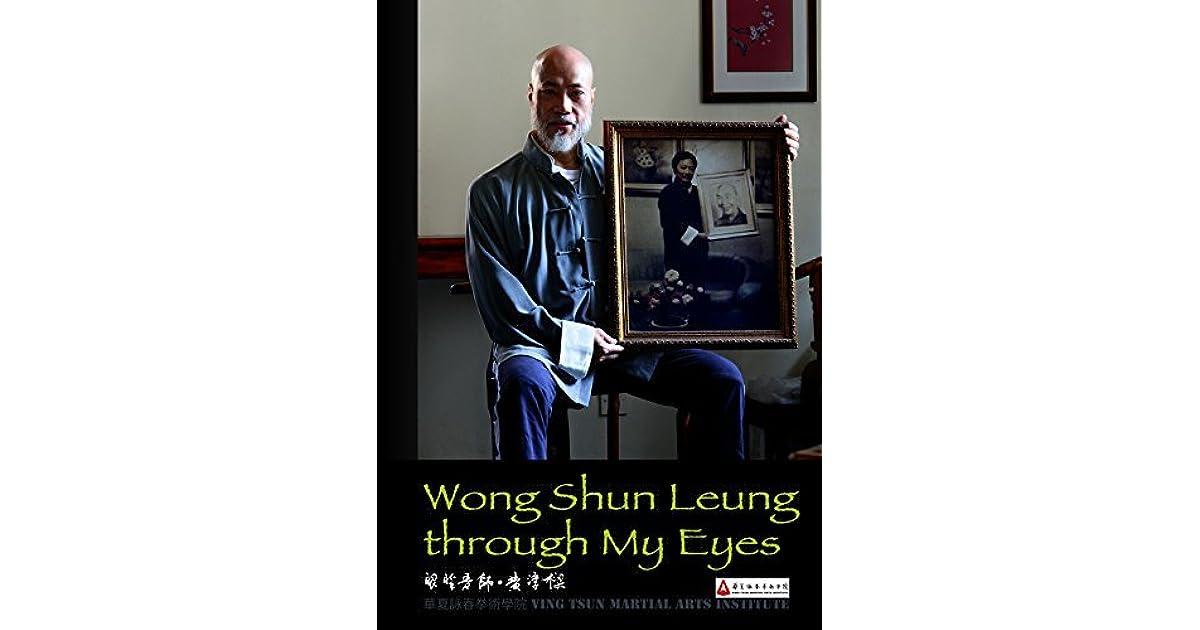 Wong Shun Leung through My Eyes by Kim Man Au Yeung