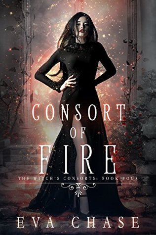 Consort of Fire (The Witch's Consorts, #4)