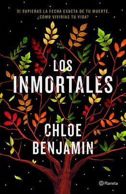 Los inmortales Chloe  Benjamin
