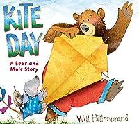 Kite Day: A Bear and Mole Story