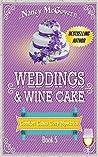 Weddings & Wine Cake (Comfort Cakes Cozy Mysteries #5)