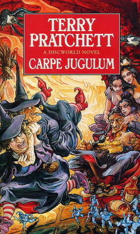 Carpe Jugulum (Discworld, #23)