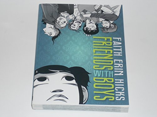 Friends With Boys [Graphic Novel]