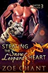 Stealing the Snow Leopard's Heart (Shifter Suspense #3)