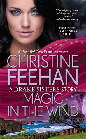 Book Review: Magic in the Wind by Christine Feehan