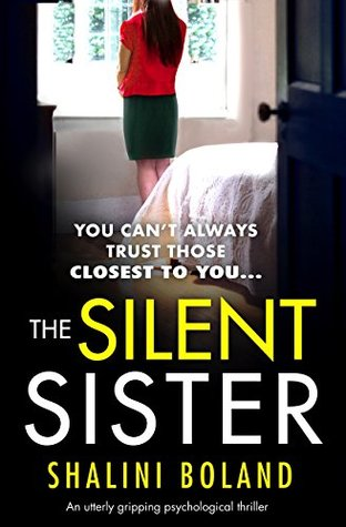 The Silent Sister by Shalini Boland