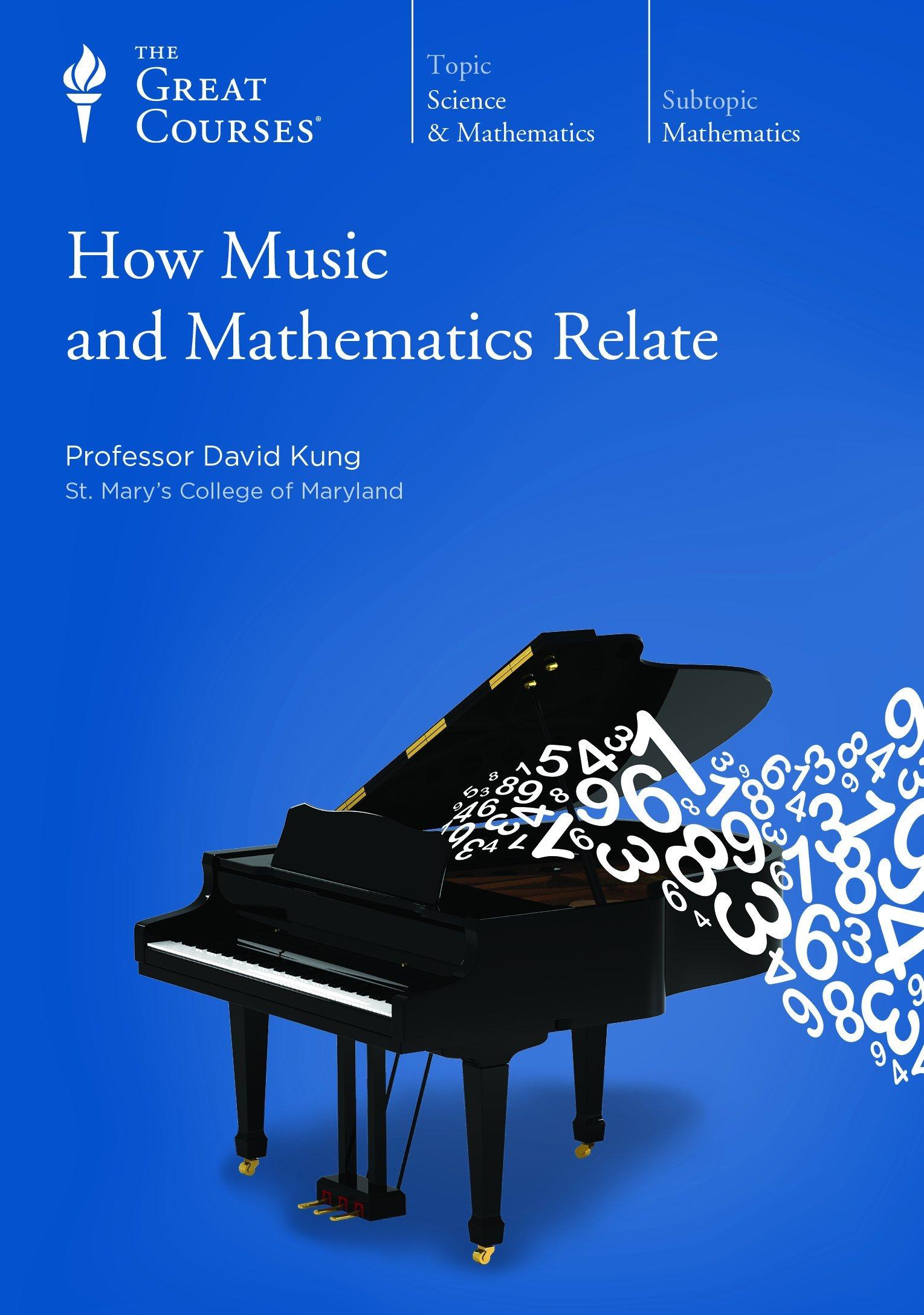 How Music and Mathematics Relate