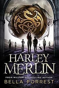 Harley Merlin and the Secret Coven (Harley Merlin, #1)
