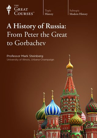 A History of Russia by Mark Steinberg
