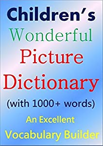 Children's Wonderful Picture Dictionary: