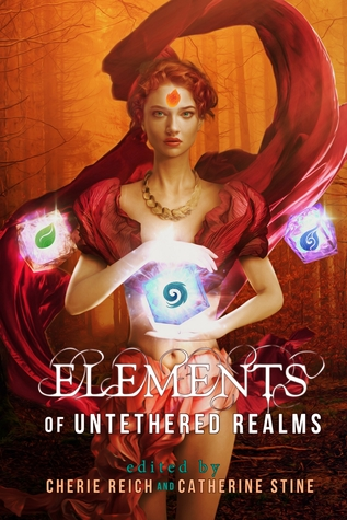 Elements of Untethered Realms (Elements of Untethered Realms #1-#4)
