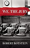 Book cover for We, the Jury