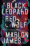 Book cover for Black Leopard, Red Wolf (The Dark Star Trilogy, #1)
