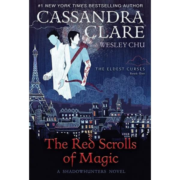 Image result for the red scrolls of magic