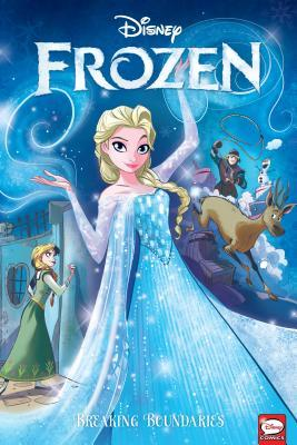 Disney Frozen: Breaking Boundaries (Graphic Novel)
