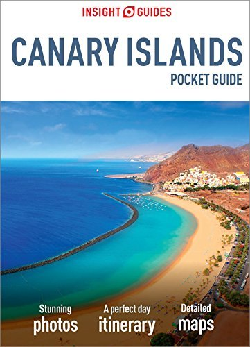 Insight Guides Pocket Canary Islands (Insight Pocket Guides), 2nd Edition