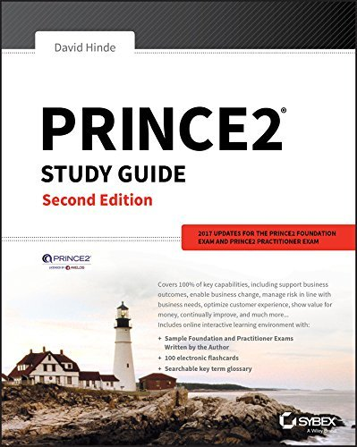 PRINCE2 Study Guide 2017 Update, 2nd Edition