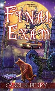 Final Exam (Witch City Mystery #8)