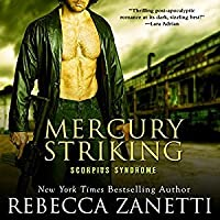 Mercury Striking (Scorpius Syndrome, #1)