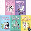 Phoebe and Her Unicorn Series (1-5) 5 Books Bundle Collection With Gift Journal