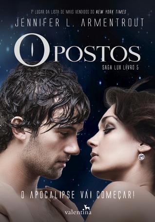 Opostos (Lux, #5)