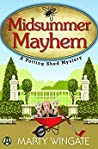 Midsummer Mayhem (Potting Shed Mystery, #7)