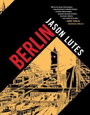 Berlin by Jason Lutes
