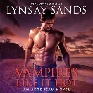 Vampires Like It Hot (Argeneau, #28)