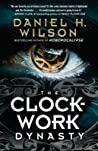 The Clockwork Dynasty-book cover