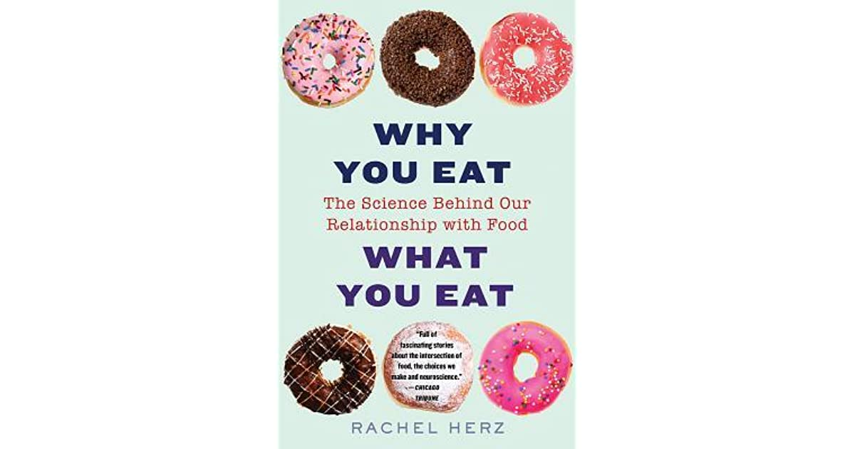 Why You Eat What You Eat: The Science Behind Our