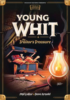Young Whit and the Traitor's Treasure (Young Whit #1)