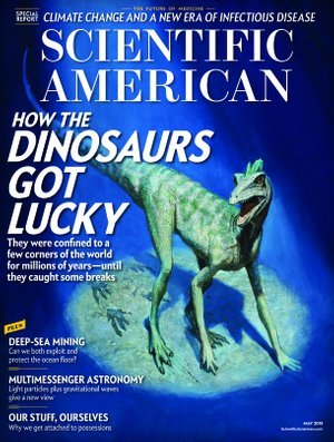 Scientific American May 2016