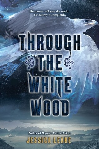 Through the white wood by Jessica Leake