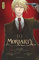 Moriarty, Tome 1 (Moriarty, #1)