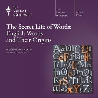 English Words and Their Origins - Anne Curzan, Ph.D.