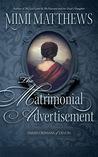 The Matrimonial Advertisement (Parish Orphans of Devon, #1)