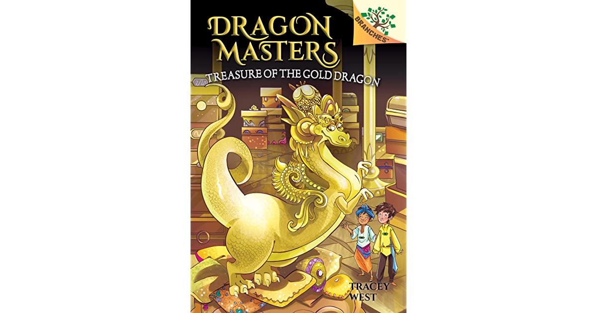 year of the golden dragon book